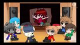 FNF and Eddsworld react to FNF videos