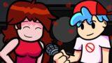 FRIDAY NIGHT FUNKIN' – Boyfriend and Girlfriend loving – FNF Animation