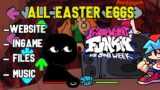 FRIDAY NIGHT FUNKIN' (Everything about Bob's Mod) Secrets, Easter Eggs, Website, and Unused Content
