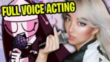 FRIDAY NIGHT FUNKIN' LIVE VOICE ACTING: MID-FIGHT MASSES MOD