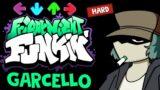 FULL WALKTHROUGH mod vs GARCELLO FNF   Smoke 'Em Out Struggle Mod Friday Night Funki   Full week