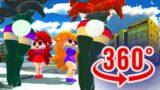 Fnf Animation – Girlfriend Phut Hon Hot Trend Tiktok Dance (Clean) – 360 VR