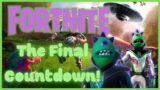 #Fortnite The Final Countdown! Sunday Hangs and Video Games!