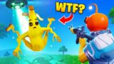Fortnite's Most HILARIOUS WTF Moments
