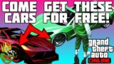 Free Giveaway my friends #DMO Custom Modded Cars To Subscribers-#GTA5 #GTA5ONLINE #PS4Live GC2F