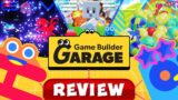 Game Builder Garage is Impressive, but Not Perfect – REVIEW (Switch)