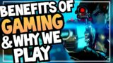 Gamers: Why We Play | Gaming Culture & Why We Play Videogames