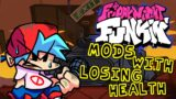 Is it Possible to Beat FNF Mods with Losing Health? (Friday Night Funkin')