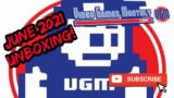 June 2021 Video Games Monthly Unboxing!  Video Game Mystery Box!  GBA Episode 212