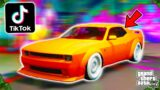 Making & Rating Viral TikTok GTA 5 Car Customization Videos! (Part 13)