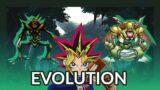 Man Eater Bug Evolve to Nobleman Eater Bug – Yu-Gi-Oh POKeDUEL