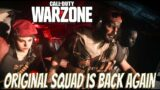 Original Squad is BACK | Call of Duty: Warzone Victory part 10