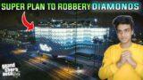 PLAN TO ROBBERY DIAMONDS |Telugu Dost  GTA V Gameplay #35