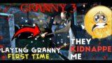 RaHa Gaming's broadcast   Live Test   Granny 3