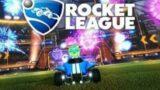 Road to diamond!! (Competitve/casual rocket league)