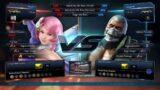 TEKKEN 7  REAL Online game RANKED MATCH GOING TO TEKKEN GOD  free tekken 7 to lucky person…stream