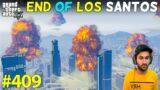 TREVOR SAVE LOS SANTOS FROM KGF GTA 5   FINAL PART GTA5 GAMEPLAY #409