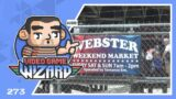 The Misadventures Of The Video Game Wizzard Episode 273: Webster Memorial Day 2021!