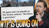 The PlayStation Situation Is OUT OF CONTROL – PS4 Exclusive Controversy, PS5 Cross-Gen Games & MORE!