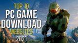 Top 10 Best PC GAME DOWNLOAD Websites (2021)