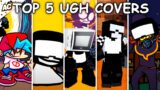 Top 5 Ugh Covers #2 – Friday Night Funkin'