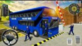 US Police Bus Mountain Driving Simulator – Android Gameplay #videogames #busgames