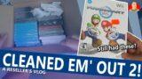 VIDEO GAME STORE CLEARANCE (PART 2) – KUYA NATE THRIFTDWELLER VLOG
