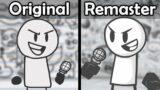 VS Sketchy: Original VS Remaster (PART 1) | FNF Mods