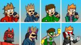 VS Tord but everytime it's Tord turn a Different Skin mod is used