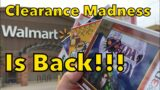 Wally World Clearance Madness Is Back! Tons Of Cheap Video Game Pickups. Live Video Game Hunting