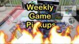 Weekly Video Game Pickups | Nintendo Switch | Nintendo 64