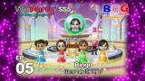 Wii Party 100 Idols Champion SS5 Ep 05 Bingo Round 1 Game 14,15,16,17-4 Players