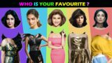 Wrong Heads Top Bollywood Actresses Fun Video Game Guess & Comment Score