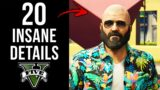 20 INSANE Details in GTA V (Part 2)