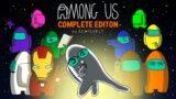 AMONG US, but Detective Gonan l Among Us Animation – Complete edition