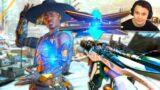 Apex Legends Seer & Rampage LMG Gameplay!