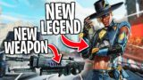 """Apex Season 10 NEW Legend """"Seer"""" and New Rampage LMG Revealed!"""