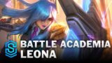Battle Academia Leona Skin Spotlight – League of Legends