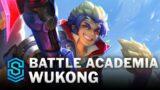 Battle Academia Wukong Skin Spotlight – League of Legends