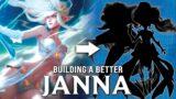 Building a better Janna    re-making a League of Legends champion [CC]