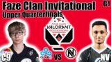 Cloud 9 vs Envy game 1 – Quarterfinals   Faze Clan Valorant Invitational