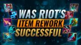 DOES LEAGUE NEED MORE ITEMS: Was Riot's Item Rework Successful – League of Legends