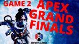 ESPORTS ARENA FINALS GAME 2   SEASON 7 APEX LEGENDS