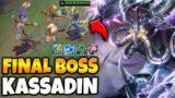 FINAL BOSS KASSADIN CAN 1V5 WITH EASE! (30 BOMB PENTAKILL) – League of Legends