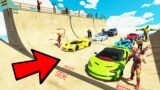 FINDING The LONGEST JUMPING SUPERCAR From MY QUADRILLIONAIRE COLLECTION in GTA 5 (GTA V #22)