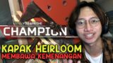 HEIRLOOM ITU NAMBAHIN AKURASI ! – Apex Legends Indonesia