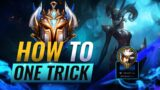 How to ONE TRICK and CARRY GAMES in League of Legends – Season 11
