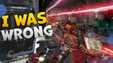 I've been wrong about this gun for 10 Seasons! – APEX LEGENDS