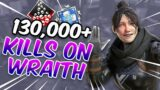 Meet The #1 Wraith In Apex Legends On All Platforms (130,000+ Kills)
