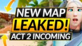 NEW MAP LEAKED and I'm LOSING MY MIND OVER IT – ACT 2 Release Date? – Valorant Guide